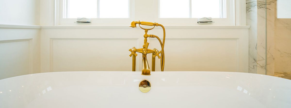 bathroom design by Hillary Stamm