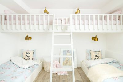 child's bedroom designed by Hillary Stamm